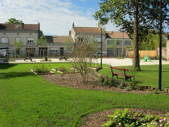Croix du sud jardin bordeaux for Jardin bordeaux