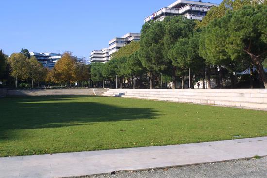 Esplanade charles de gaulle parc bordeaux - Esplanade charles de gaulle ...
