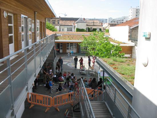 Centre social foyer fraternel bordeaux for Foyer jeune travailleur bordeaux