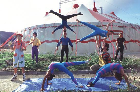 anniversaire ecole du cirque bordeaux