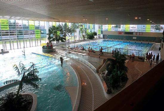 Piscine du grand parc bordeaux for Piscine bobigny horaire