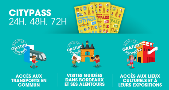 City Pass Bordeaux - Citypass