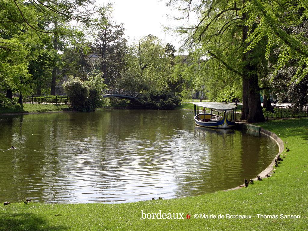 Jardin public 1024x768 bordeaux for Jardin public