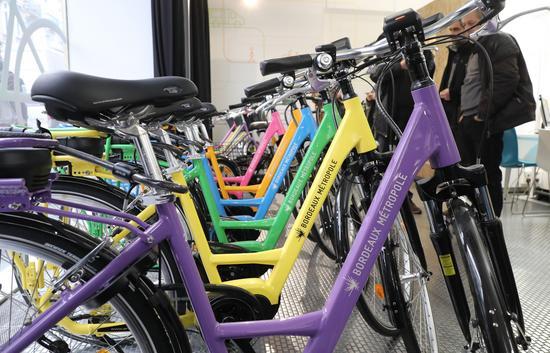 Emprunter un vélo métropolitain   Bordeaux 06efcf72352