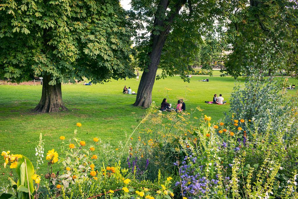 Quartier chartrons grand parc jardin public bordeaux for Jardin 7 colores bernal