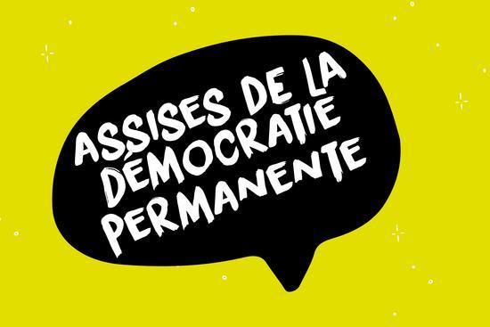 Visuel Participation et démocratie permanente